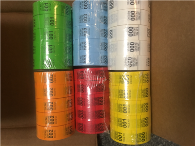 Mover's Tape - 300 per roll